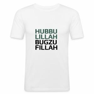 HUBBU - Herre Slim Fit T-Shirt
