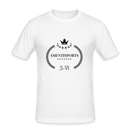 AmentiSports - Männer Slim Fit T-Shirt