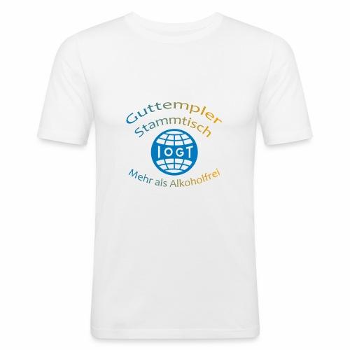 Guttempler Merchandise - Männer Slim Fit T-Shirt
