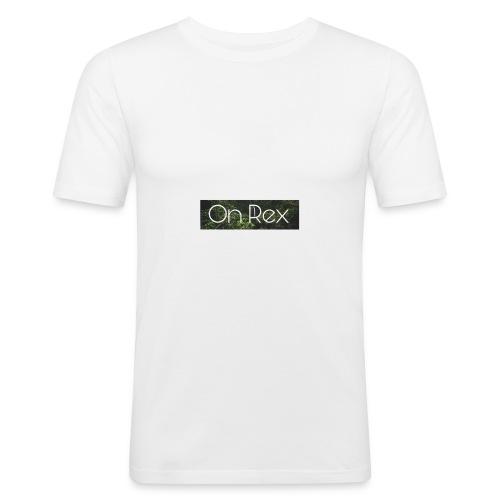 TT - Maglietta aderente da uomo