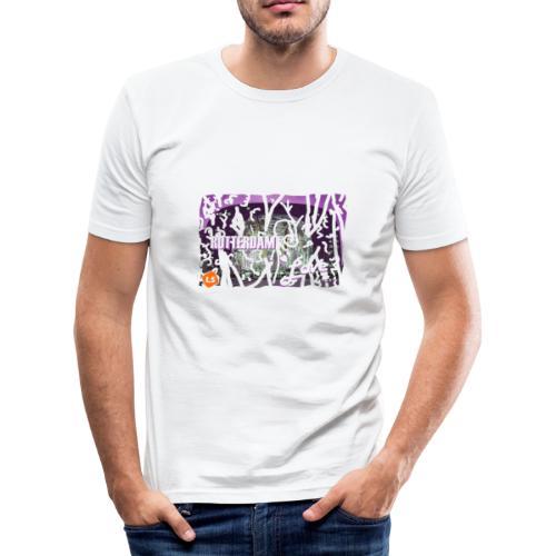 rotterdam love - slim fit T-shirt