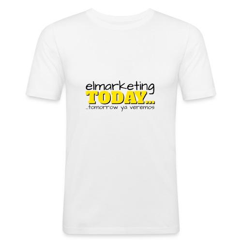LOGOTIPO - Camiseta ajustada hombre