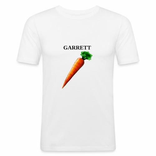 CARROT - Men's Slim Fit T-Shirt