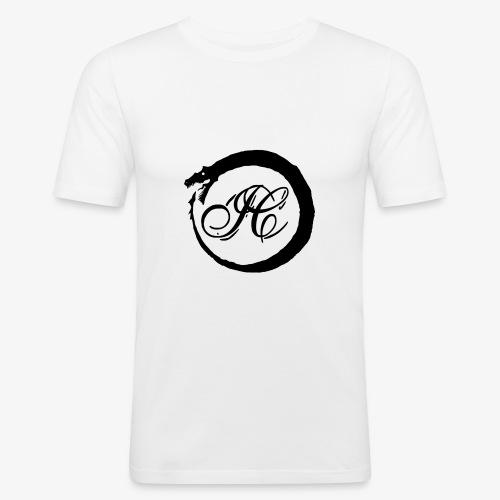 IshakCagalaga - Männer Slim Fit T-Shirt