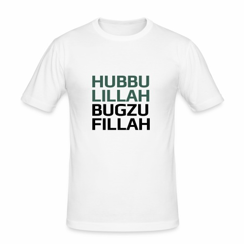 HUBBU - Herre Slim Fit T-Shirt