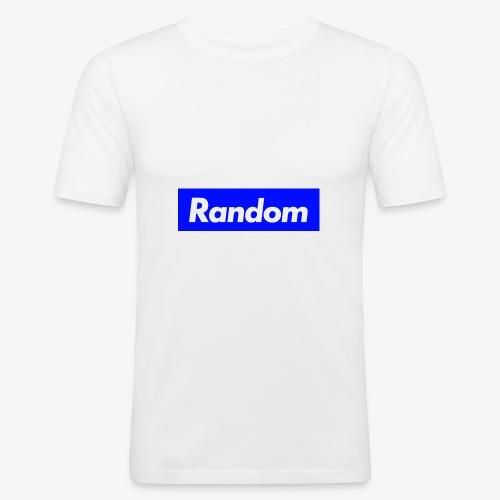 Random - Männer Slim Fit T-Shirt