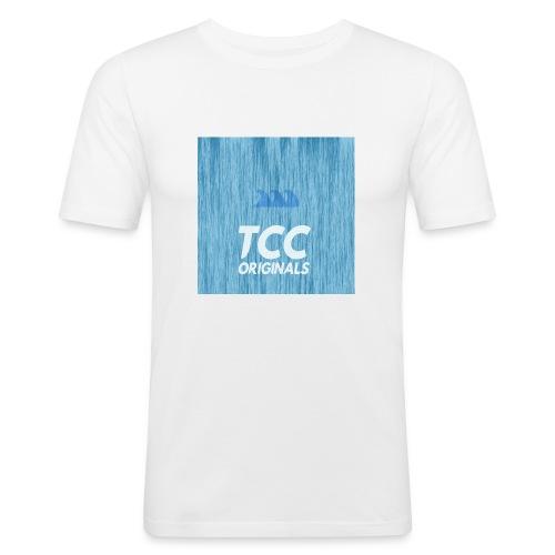 TCC Originals 2 - Men's Slim Fit T-Shirt