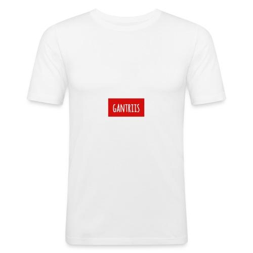 Klassisk med Navn - Herre Slim Fit T-Shirt