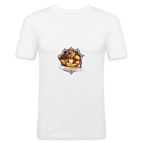 Insanity - Sweater (Normal) - Slim Fit T-skjorte for menn