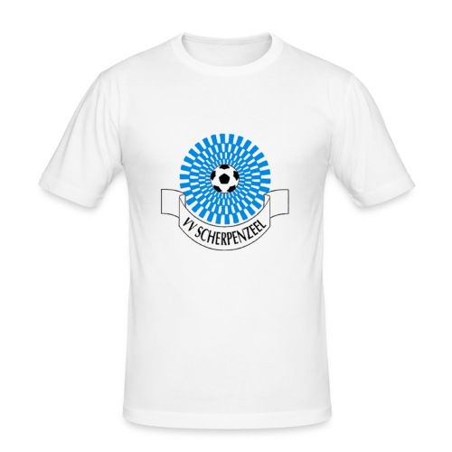 V.V.Scherpenzeel - slim fit T-shirt