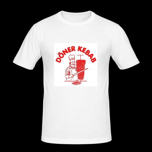 Doner Kebab - Men's Slim Fit T-Shirt