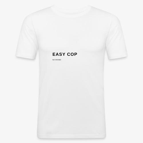 EASY COP - Männer Slim Fit T-Shirt