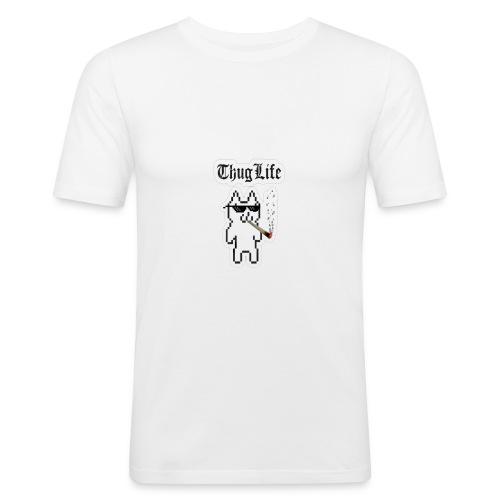 Thug - Men's Slim Fit T-Shirt