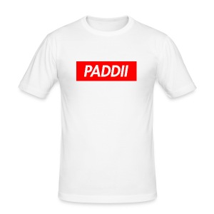 Paddii - Männer Slim Fit T-Shirt