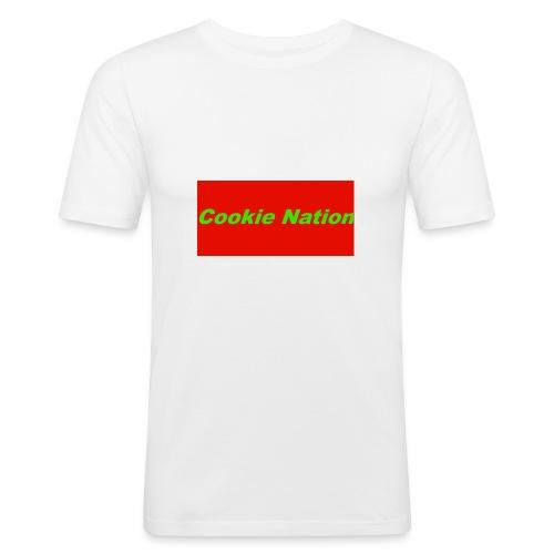 Geen_naam - slim fit T-shirt