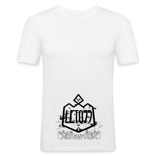 Support - Männer Slim Fit T-Shirt