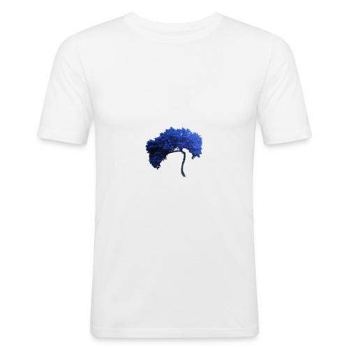 blue tree - Slim Fit T-shirt herr