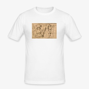 SKETCH - Men's Slim Fit T-Shirt