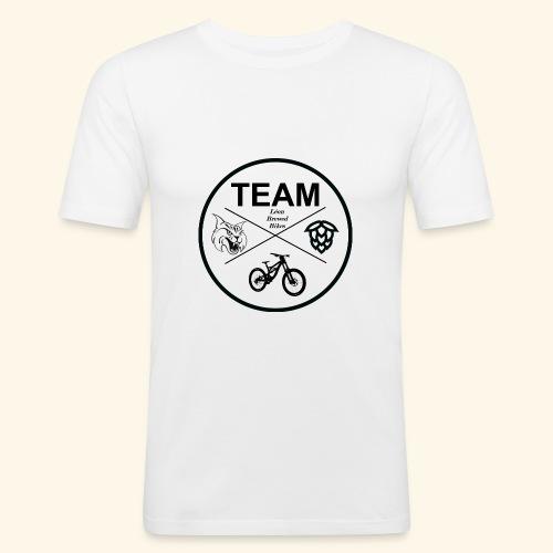 Logo TEAM LBB - T-shirt près du corps Homme