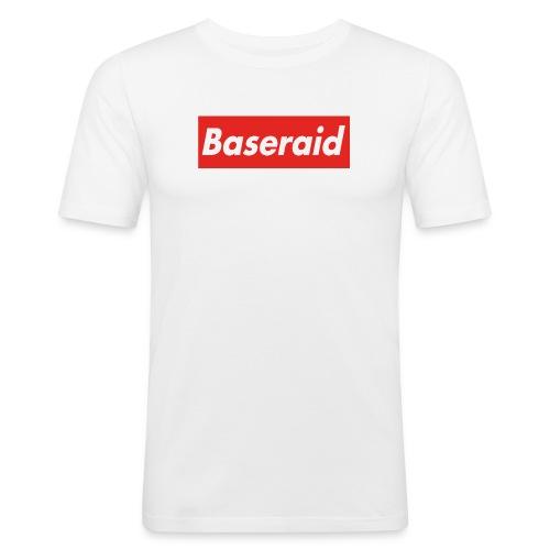 Base Raid - Men's Slim Fit T-Shirt