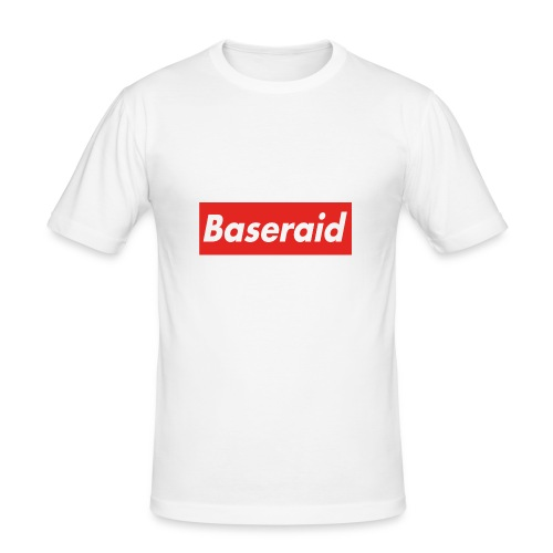 Base Raid - Men's Slim Fit T-Shirt
