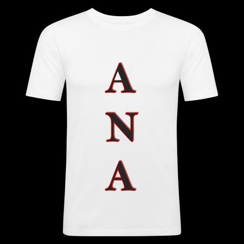 ANA - Camiseta ajustada hombre