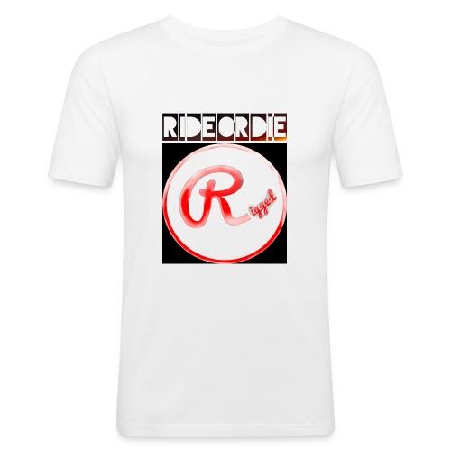 Rigged - RIDEORDIE - Männer Slim Fit T-Shirt