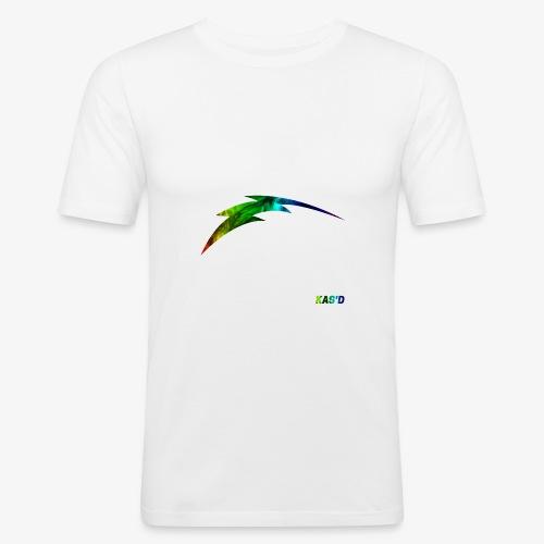 Kas'D | Marble Fade - T-shirt près du corps Homme