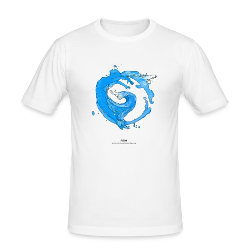 FLOW - slim fit T-shirt