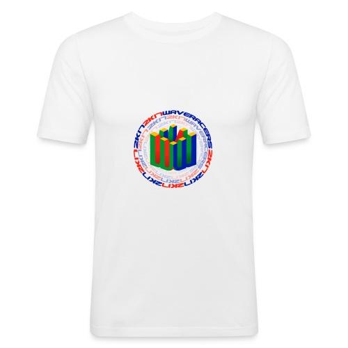 W64 - Männer Slim Fit T-Shirt