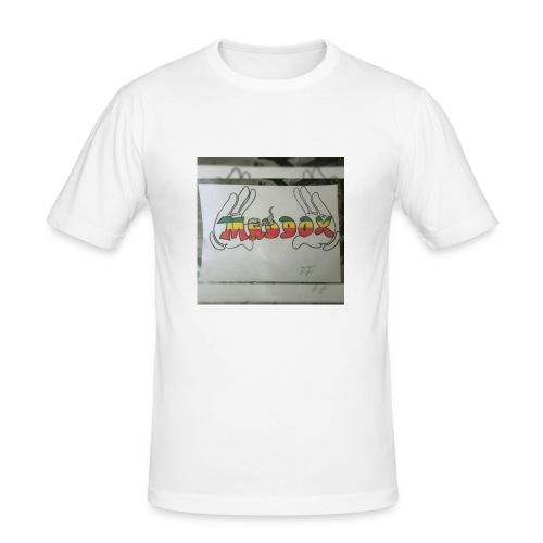 Maddox - Männer Slim Fit T-Shirt