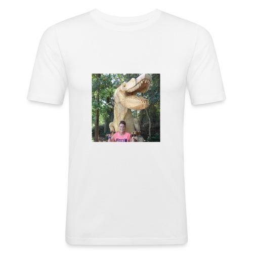 13754697 10209017856016391 4435811130297670438 n - Herre Slim Fit T-Shirt