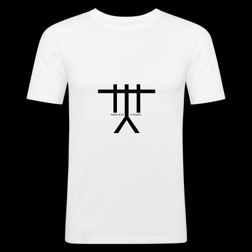 Maleu' Yasal - Männer Slim Fit T-Shirt