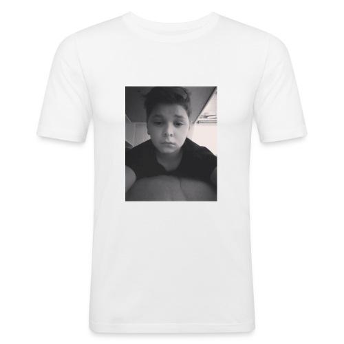 SMbestemerchderwelt - Männer Slim Fit T-Shirt