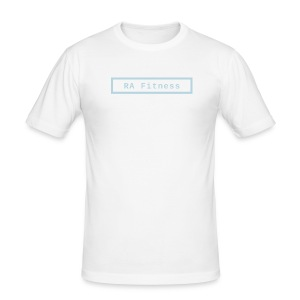RA Fitness Tee - Men's Slim Fit T-Shirt