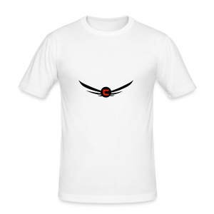 cloudy_v2_png-png - Slim Fit T-shirt herr