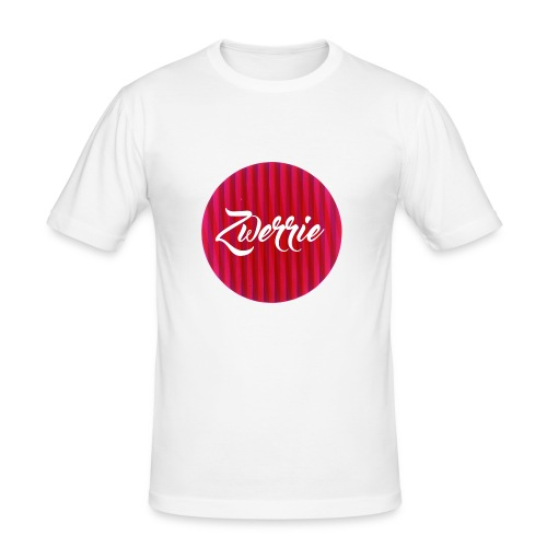 zwerrie-logo-png - slim fit T-shirt