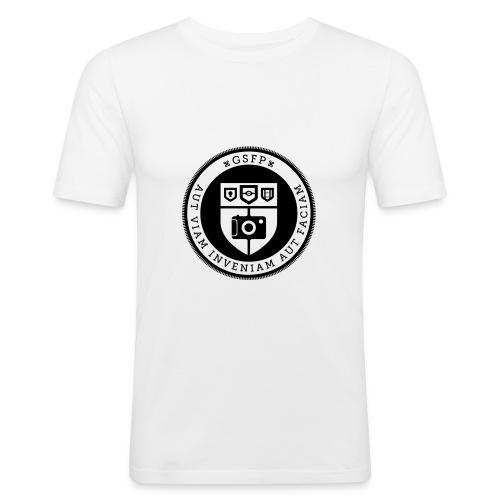 Gruppo di Supporto Fotografi Pigri - Maglietta aderente da uomo