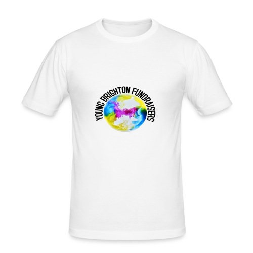 Young Brighton Fundraisers - Men's Slim Fit T-Shirt