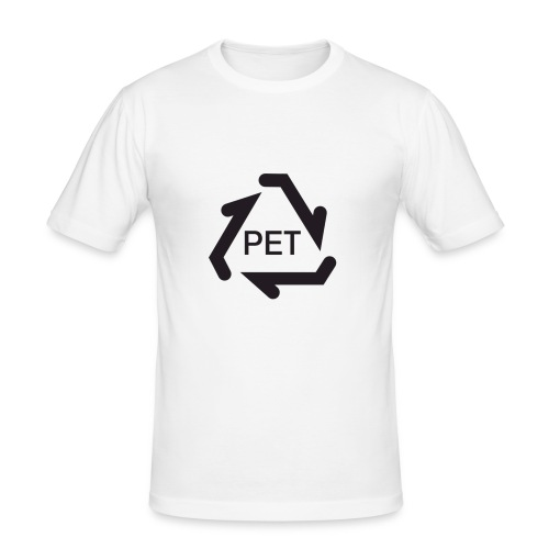 PET Merch - Männer Slim Fit T-Shirt