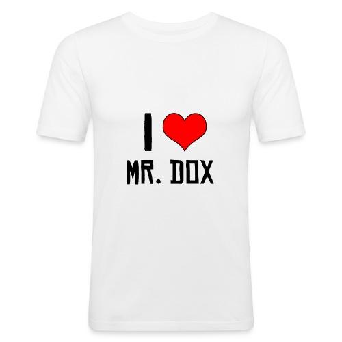Mr. Dox - Men's Slim Fit T-Shirt