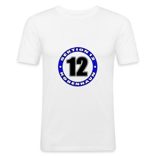 Udklip - Herre Slim Fit T-Shirt