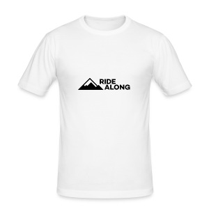 ridealonglogo-png - slim fit T-shirt