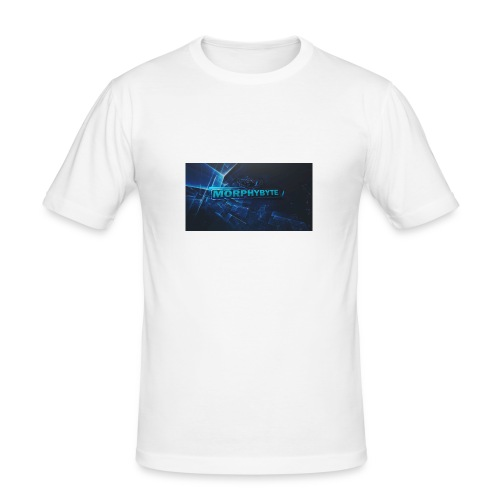 support morphybyte - Slim Fit T-shirt herr