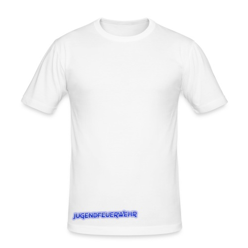 Jugendfeuerwehr Aufdruck - Kollektion Nr.1 - Männer Slim Fit T-Shirt