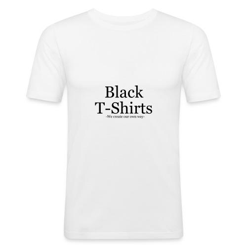 BTS 101 - Men's Slim Fit T-Shirt