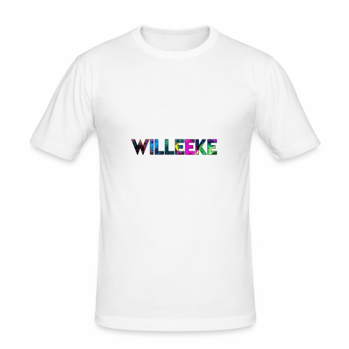 willeeke graffiti - Slim Fit T-shirt herr