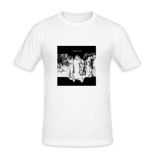 OTHER SIDE BLACK BOX - T-shirt près du corps Homme