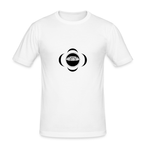 3rd eye - Herre Slim Fit T-Shirt