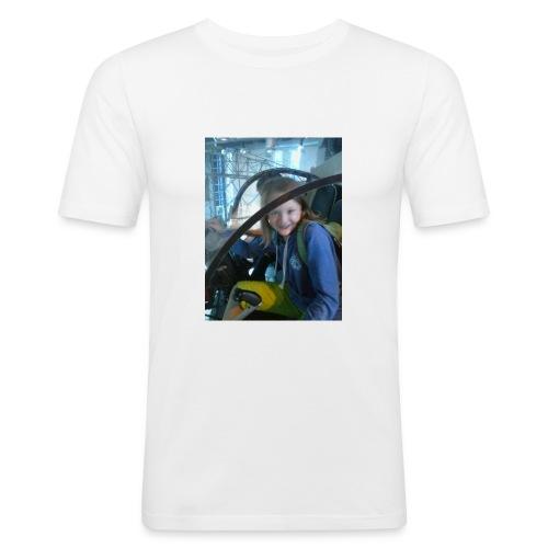Cooles Guuurl - Männer Slim Fit T-Shirt